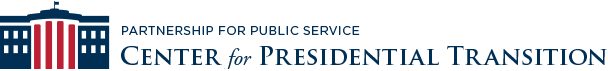 Center for Presidential Transition logo